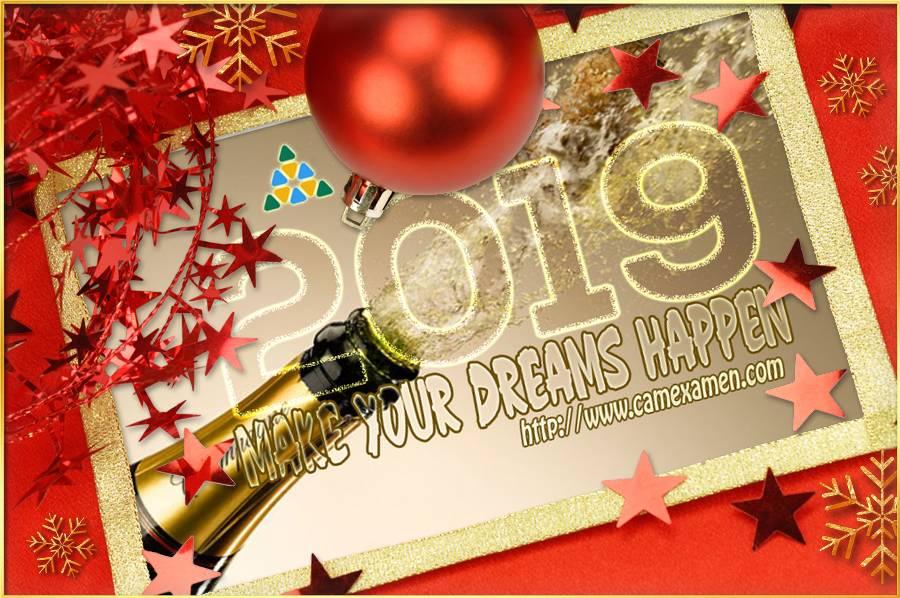 Best wishes - Meilleurs Voeux