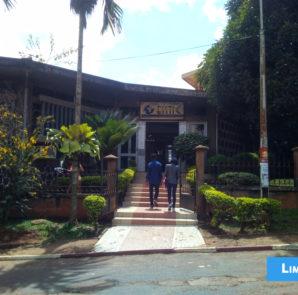 Entrée Esstic, Ngoa-Ekellé, Yaoundé
