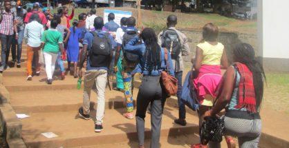 Campus etudiants