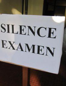 Silence Examen
