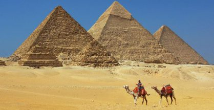 Egypte Pyramide