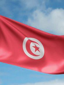 Tunisie Flag