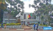 Rectorat Unversité de Yaoundé I