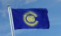 Drapeau Commonwealth Flag