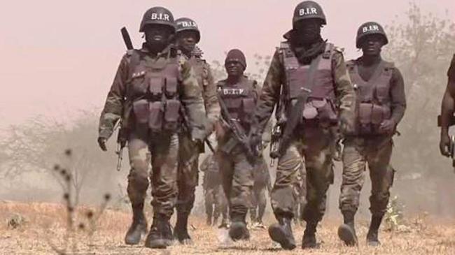 IR Troops